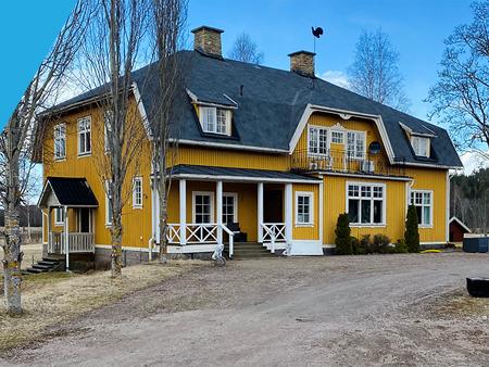 Hergård in Ekshärad